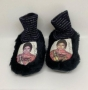 Michael Jackson Official Kids Fur Slippers 1984 (USA)