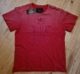 Michael Jackson *One* Show Official Red 'MJ Crown Logo' T-shirt (USA)