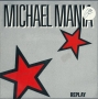 """Michael Mania Replay Commercial 7"""" Single (Italy)"""
