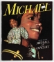 Michael Souvenir Edition Book Signed By Michael (1984)