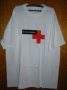 Michael & Friends Concert Red Cross T-Shirt *Munich June 27,1999* (Germany)