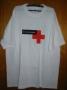 Michael & Friends Concert Red Cross T-Shirt *Munich June 27,1999* (Germany)