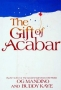 """Michael's Signed Copy Of The Book """"The Gift of Acabar"""""""