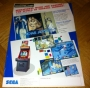 Moonwalker Sega Game Promo Leaflet (USA)