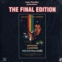 Moonwalker Laser Disc (Germany)