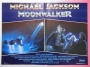 Moonwalker Official Lobby Card #1 (Italy)