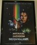 Moonwalker Official Theatrical One Sheet Promo Poster (UK)