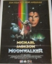Moonwalker Official Promo Poster (Germany)