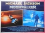 Moonwalker Official Lobby Card #2 (Italy)