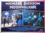 Moonwalker Official Lobby Card #3 (Italy)