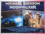 Moonwalker Official Lobby Card #4 (Italy)