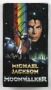 Moonwalker Signed VHS Video Case Signed By Michael #2 (1988/89)