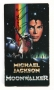 Moonwalker Signed VHS Video Case Signed By Michael #3 (1988/89)