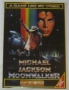 Moonwalker Video Game Official Promo Poster (UK)