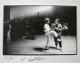 Moonwalker Set Photo Signed By Vincent Paterson (USA)