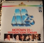 Motown 25th Yesterday, Today, Forever Laser Disc (Japan)