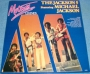 Motown Legends: The Jackson Five Featuring Michael Jackson (LP Cover) Promo Display LP Flat (USA)