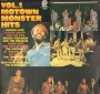 Motown Monster Hits: Volume 1 Commercial LP Album (USA)