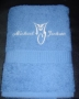 Mystery Official Blue Towel (Germany)