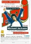 NRJ Presents Michael Jackson Luxembourg Promo Leaflet (France)