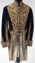 Napoleonic Style Military Coat (1980's)