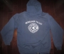 Neverland Valley Official Fire Dept Blue/White Hoodie (USA)