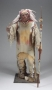 Neverland Ranch Life Sized Figure *Standing Indian Chief* (USA)