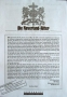 Neverland-Ritter Michael Jackson Fanclub Newsletter August-October 1996 (Germany)