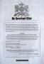 Neverland-Ritter Michael Jackson Fanclub Newsletter November 1996-January 1997 (Germany)