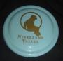 Neverland Valley Blue Light Plastic Frisbee