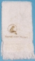 Neverland Valley White Cotton Hand Towel