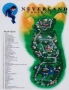 Neverland Valley Ranch Map And Key