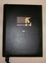 Neverland Valley Black Leather 2001 Planner