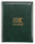 Neverland Valley Green Leather 2004 Planner