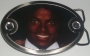 "Michael Jackson ""Off The Wall"" Belt Buckle"