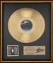 Off The Wall Gold Record Presented To WBLS-FM New York (USA)