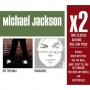Off The Wall/Invincible Commercial x2 Double CD Set (Europe)