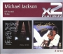 Off The Wall/Thriller X2 Platinum 2CD Commercial Set (USA)