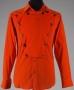Orange Curdoroy Shirt (Date Unknown)