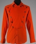 Orange Curdoroy Shirt (Date Unknown)
