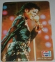 Pepsi BAD Tour '88 Promo Competition Card To Win Concert Tickets 1/4 (Spain)