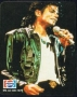 Pepsi BAD Tour '88 Promo Competition Card To Win Concert Tickets 2/4 (Spain)