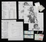 Pepsi Commercial Paperwork, Tickets, & Passes (1984)