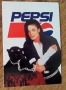 Pepsi Presents Dangerous World Tour TeleWorld Competition Card #1 (Norway)