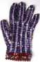 Pink And Purple Crystal Glove (1980's)