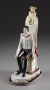 Porcelain Statuette Of Michael *Given To MJ As Birthday Gift* (1998)