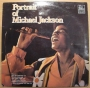Portrait of Michael Jackson Commercial LP (Holland)