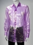 Purple Long-Sleeve Shirt Worn By Michael Jackson (2001)