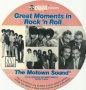 "Quaker Granola Dipps Bars ""The Motown Sound"" Cardboard Record (USA)"