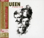 Queen Forever (W/ MJ & F. Mercury Song) Commercial SHM 2CD Digipack Album Set (Japan)